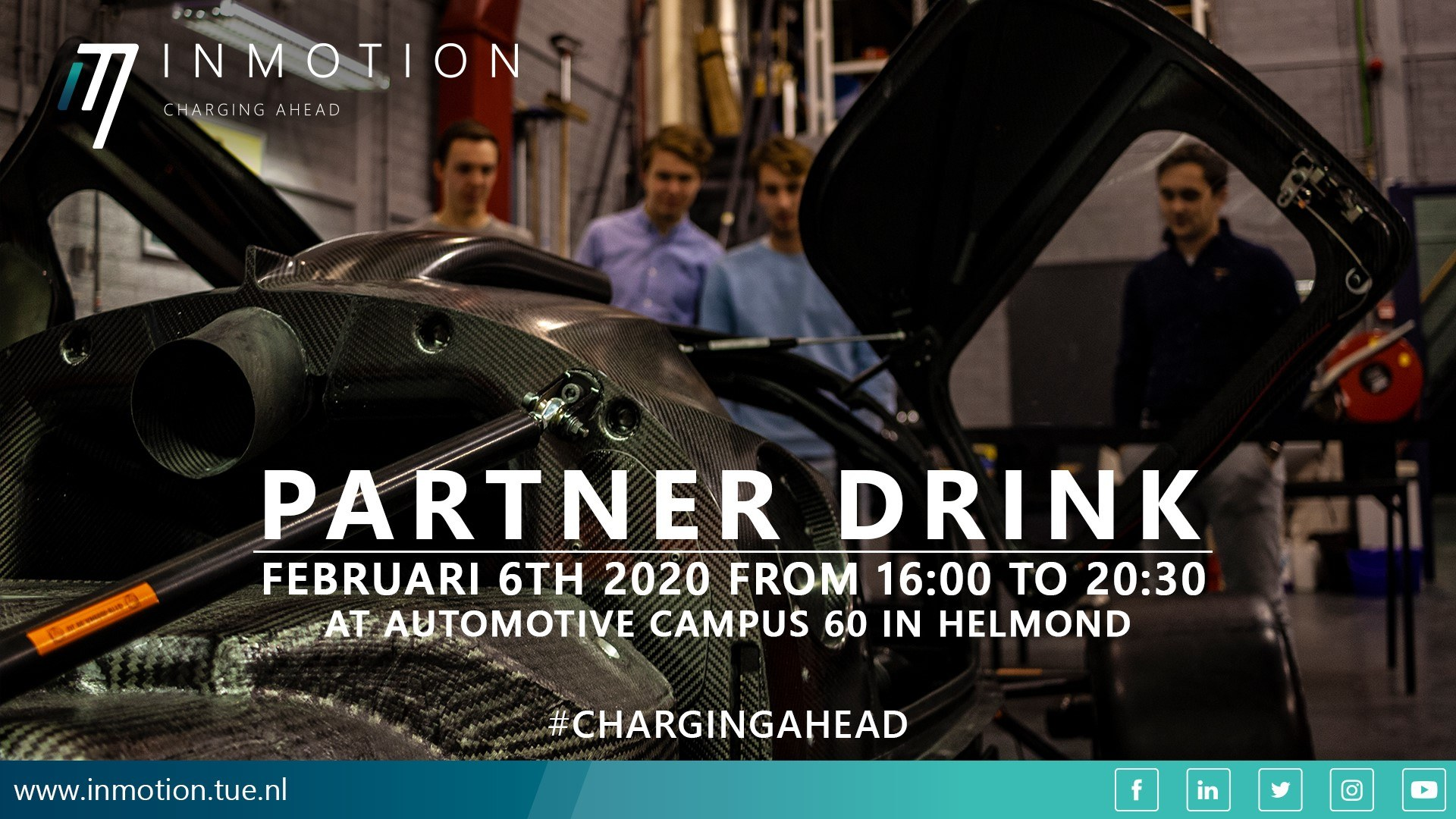 InMotion Partner Drink - New Chassis