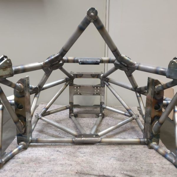 The actual design of the lightweight frame produced by InMotion.